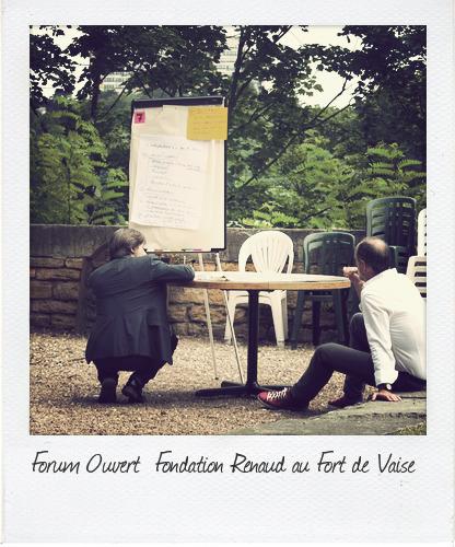 Forum Ouvert – Fort de Vaise